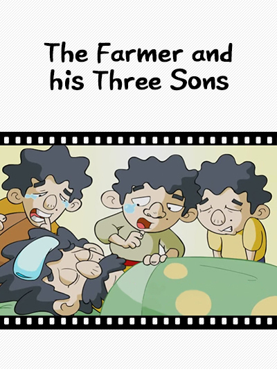 <a href='contents.php?CS_CODE=CS201407070412'>The Farmer and his Three Sons</a> 책표지
