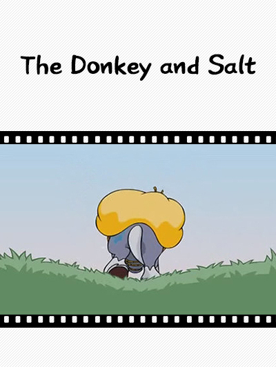 <a href='contents.php?CS_CODE=CS201407070413'>The Donkey and Salt</a> 책표지