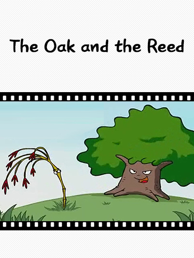 <a href='contents.php?CS_CODE=CS201407070414'>The Oak and the Reed</a> 책표지