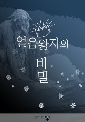 얼음왕자의 비밀의 책표지