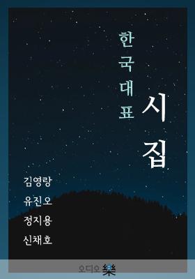 한국대표시집 1(김영랑/유진오/정지용)