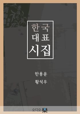 한국대표시집 2(한용운/황석우)