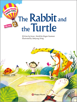 <a href='contents.php?CS_CODE=CS201506190002'>The Rabbit and the Turtle (토끼와 거북이)</a> 책표지