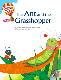 <a href='contents.php?CS_CODE=CS201506190007'>The Ant and the Grasshopper (개미와 베짱이)</a> 책표지
