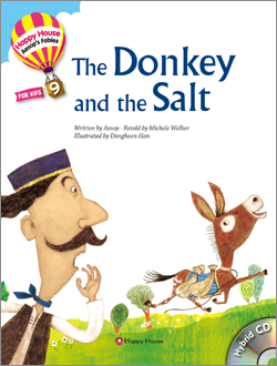 <a href='contents.php?CS_CODE=CS201506190009'>The Donkey and the Salt (당나귀와 소금)</a> 책표지
