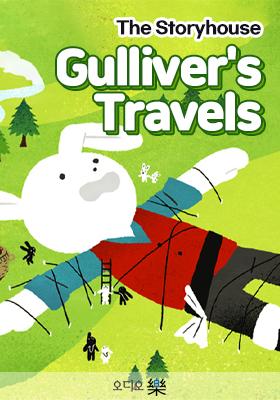 The Storyhouse - Gulliver's Travels의 책표지