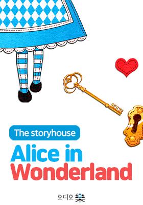 The Storyhouse - Alice in Wonderland의 책표지