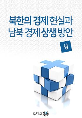 북한의 경제 현실과 남북 경제 상생 방안(상)의 책표지