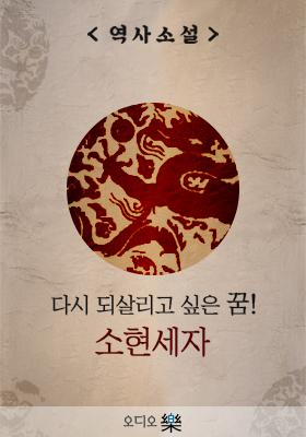 <역사소설> 다시 되살리고 싶은 꿈! 소현세자의 책표지